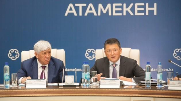 Сроки услуг для бизнеса сократятся с50до 3дней— Тимур Кулибаев