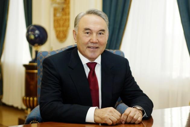 Назарбаев поздравил казахстанцев с Днем Конституции