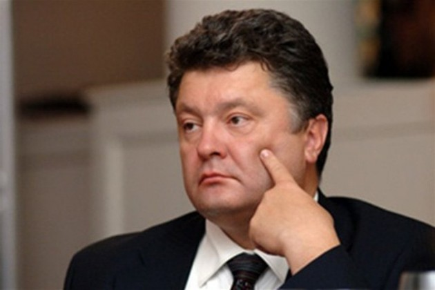 Петр Порошенко отказался от мирного предложения Владимира Путина