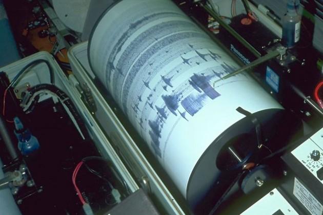 В 82 км к востоку от Алматы произошло землетрясение