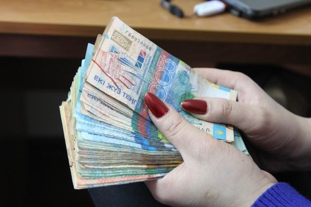 Казсевавтодор выплатил сотрудникам 36 млн. тенге