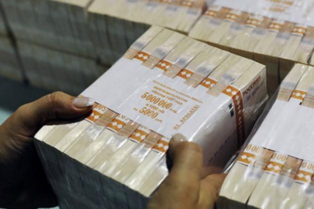 Россияне выводят капиталы через Минск