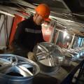 ВПавлодаре открыли завод попроизводству колесных дисков