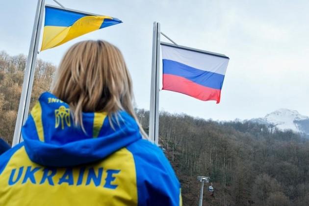 Россия вводит санкции вотношении Украины