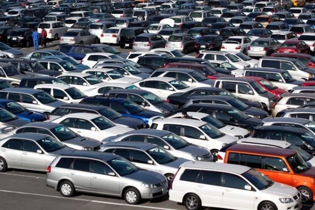 Разница в цене автомобилей в разных регионах РК достигает 40%