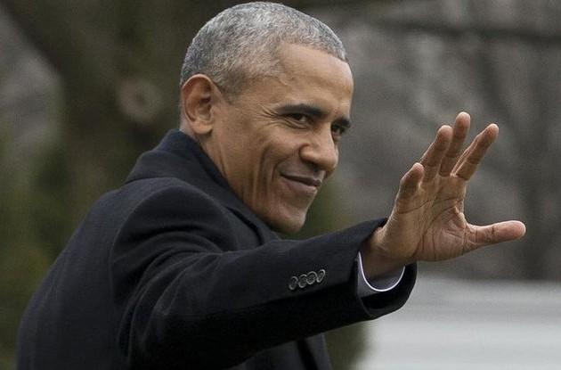 Барак Обама выступил спрощальной речью