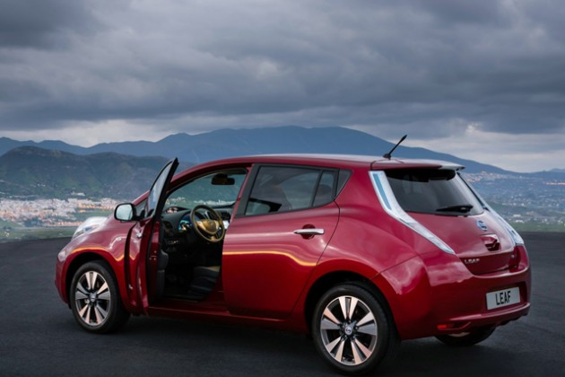 Nissan Leaf покорил Европу