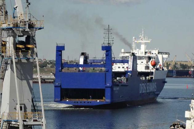 Китай одобрил маршрут доставки грузов Украиной в обход РФ