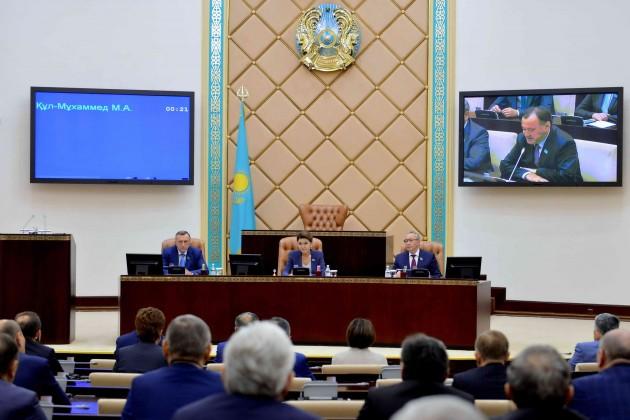 Карим Масимов сохранит должность главы КНБ