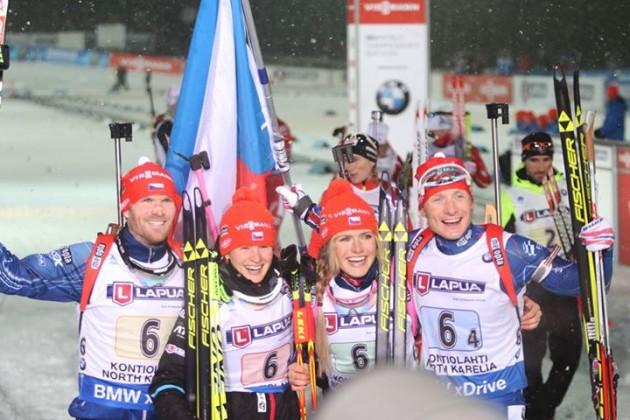 В Финляндии стартовал чемпионат мира по биатлону