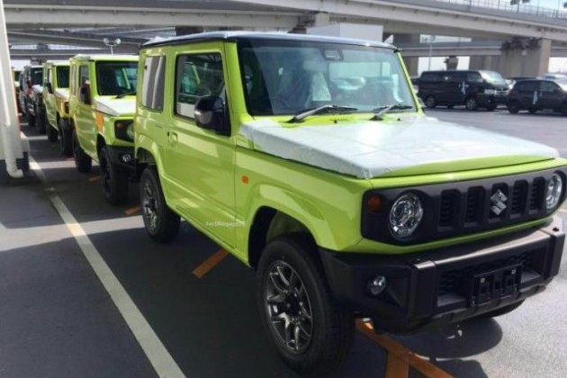 Чем отличился Suzuki Jimny