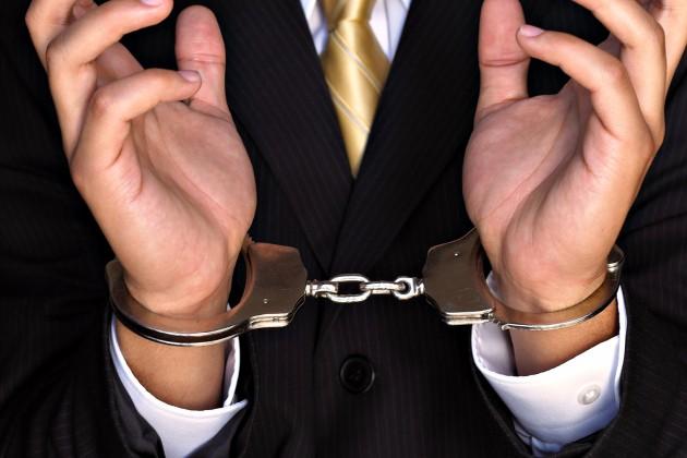 Задержана группа лиц незаконно обналичивающая деньги