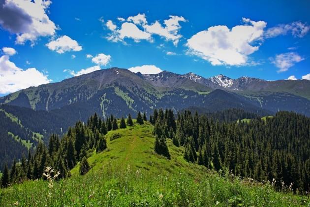 ВАлматы будут развивать горный туризм
