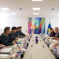 Казахстанская делегация в НАТО