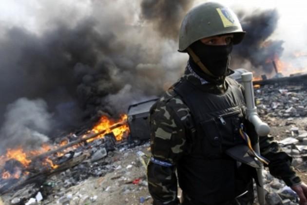 Власти Украины хотят перемирия с ополченцами