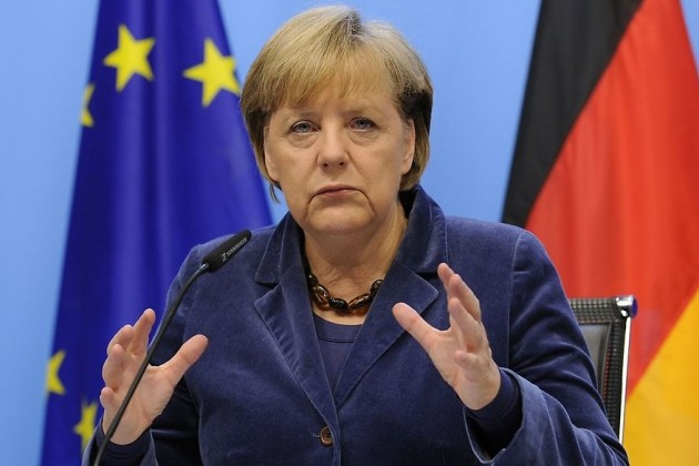 Меркель объяснила важность визита в Москву