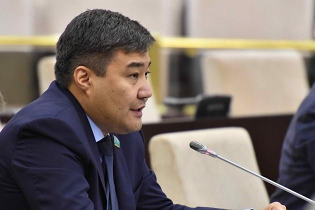 Дархан Калетаев стал министром общественного развития