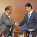 Акимат ЮКО иIndustry and Engineering Corporation подписали меморандум