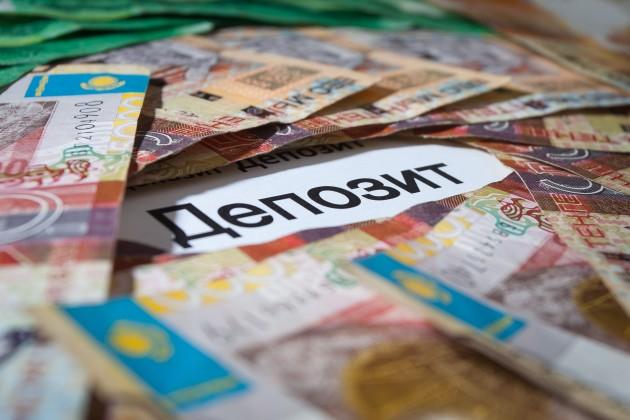 Казахстанцы разместили на депозитах почти 6 трлн тенге
