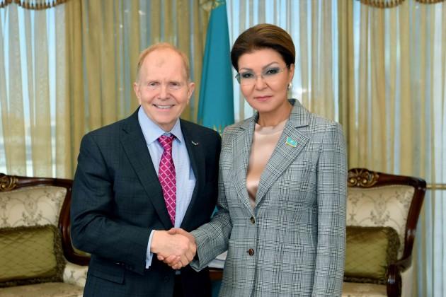 Товарооборот между США и Казахстаном вырос на 37% за прошлый год