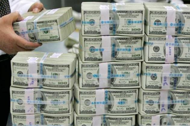 Индия увеличивает валютные резервы