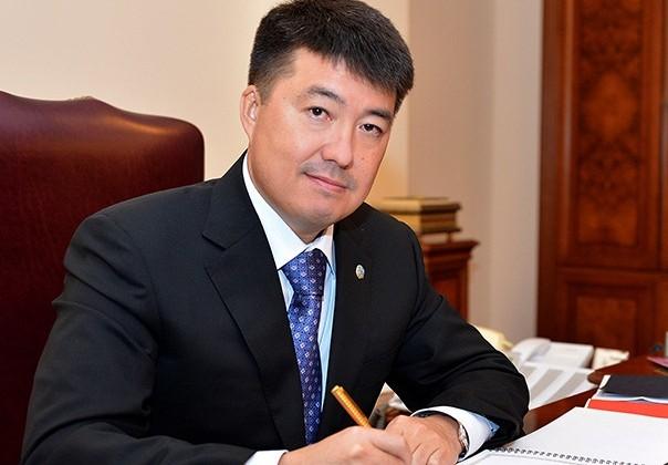 Управляющим делами Президента стал Абай Бисембаев
