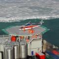 В Атырауской области морской трубопровод с Кашагана исследует робот