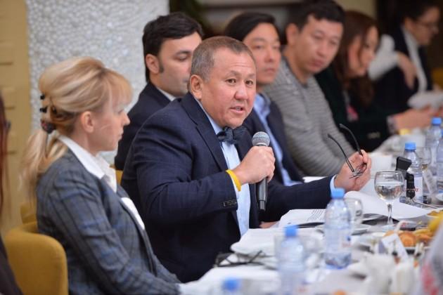 Нурлан Смагулов обозначил основные тренды развития компании