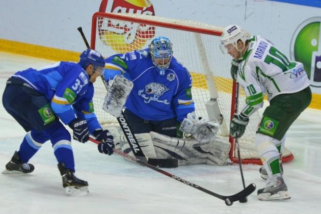 «Барыс» занимает 13-е место по размерам заработной платы в КХЛ