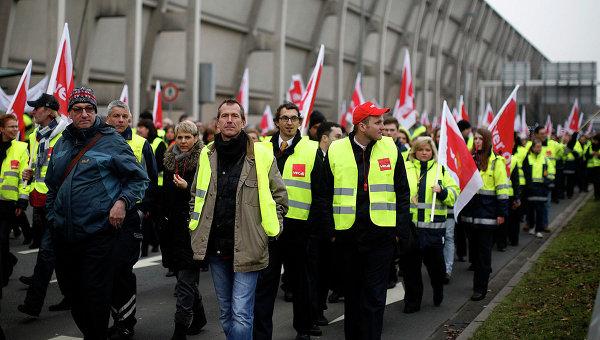 Lufthansa отменит 800рейсов из-за забастовки