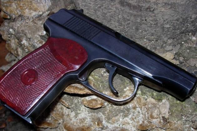 Найдены пистолеты, похищенные изАкадемии Погранслужбы КНБ