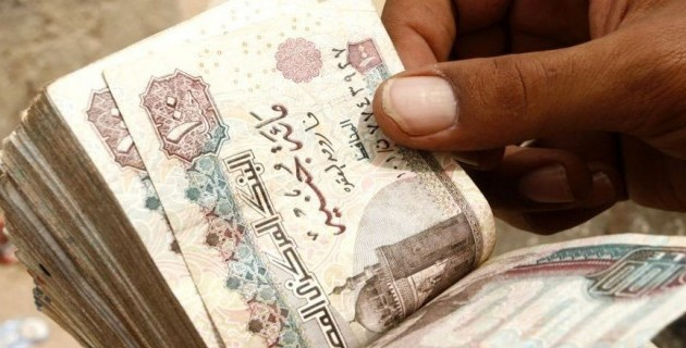 Черный рынок девальвировал египетский фунт
