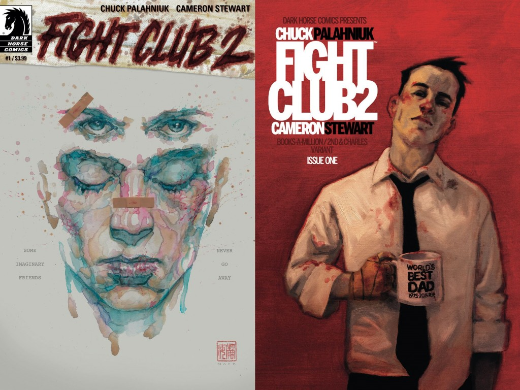 fight club analysis book vs movie