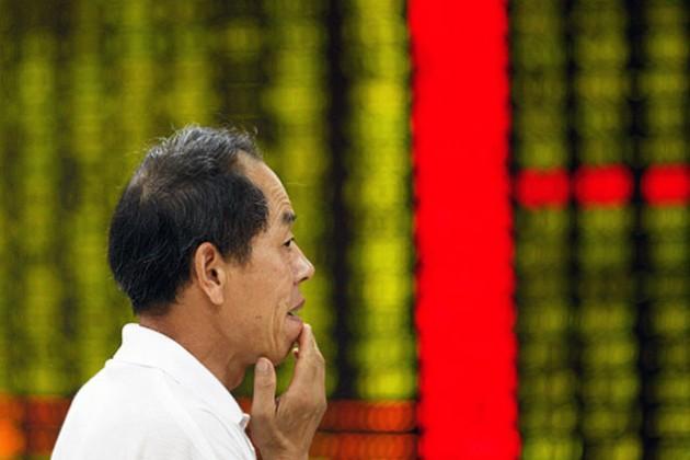 Спад на фондовом рынке КНР возобновится
