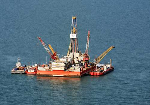 Добыча на Кашагане начнется во второй половине 2013г