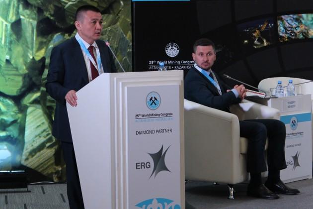 Казахстан намерен возродить вольфрамовую отрасль