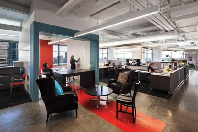 Коворкинги меняют рынок офисной недвижимости