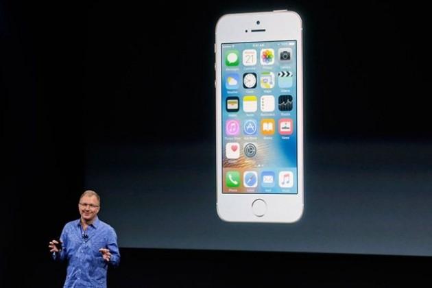 Apple представила iPhone SE