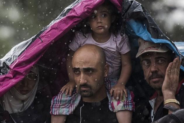 В Германию может прибыть до 1,5 млн беженцев