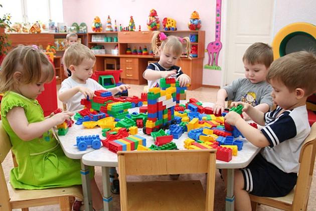Составлен рейтинг областей по числу детсадов