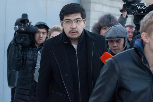 Полиция Бангкока отпустила Максата Усенова