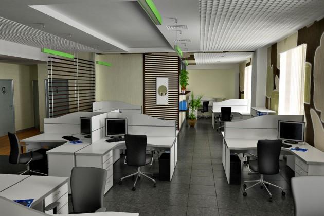 В Алматы повысилась аренда офисов
