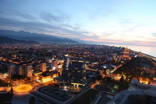 Казахстан в Джорджии отдыхает