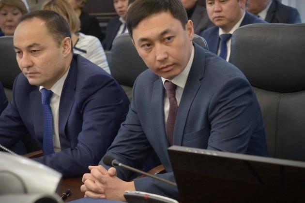 Адильбек Мукашев получил назначение
