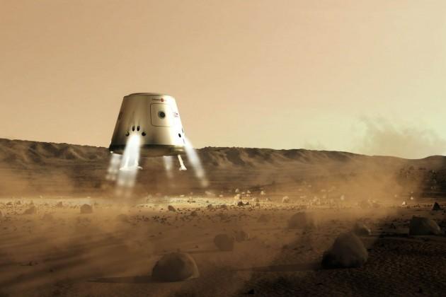 Стартап Mars One признали банкротом