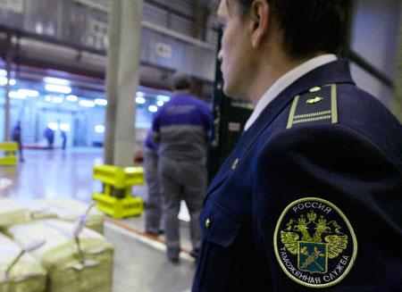 РФ блокировала ввоз украинских товаров