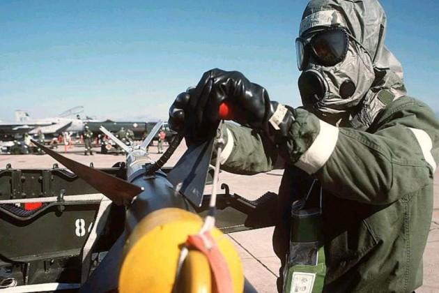 РК призывает Сирию не применять химическое оружие