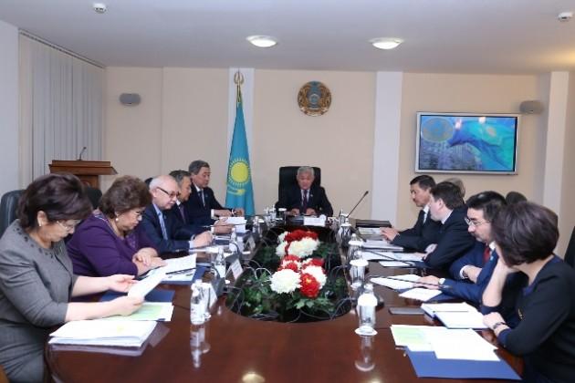 Депутаты оценили опыт Актюбинской области поразвитию сельхозкооперативов