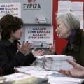 На выборах в Греции победила СИРИЗА