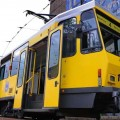 В Алматы реконструируют территорию трамвайного депо